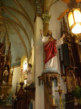 Schulenburg Texas Picture Of Painted Churches Tour