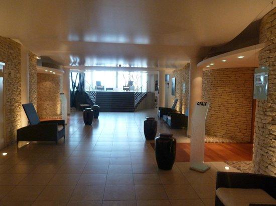 Sofitel Biarritz Le Miramar Thalassa sea & spa: spa