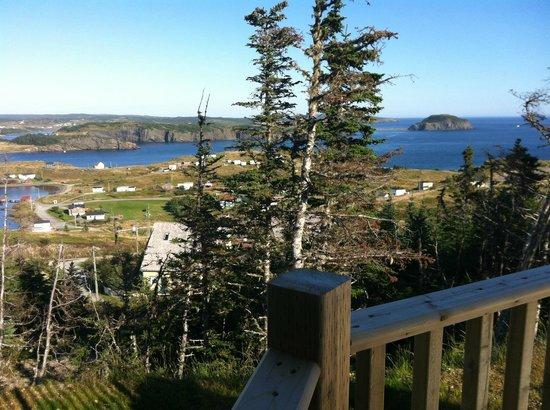 Fishers' Loft Inn by Ship Cove : The ocean