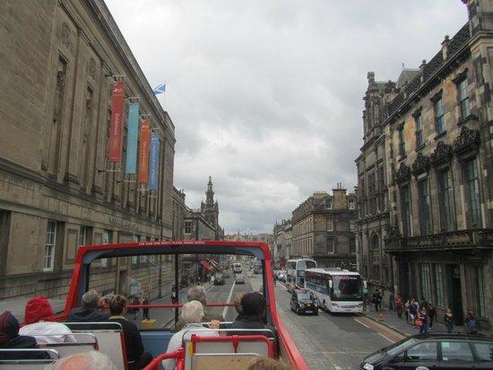 City Sightseeing Edinburgh: Ciudad de Edimburgo9