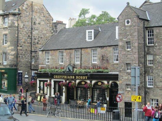 City Sightseeing Edinburgh: Ciudad de Edimburgo2