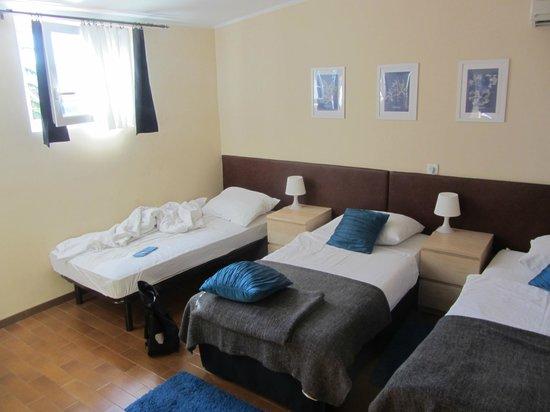 Hotel Bio: Zimmer im Obergeschoss