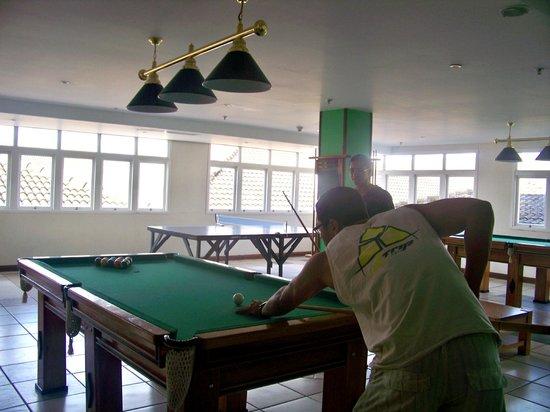 Sauipe Resorts: salão de jogos