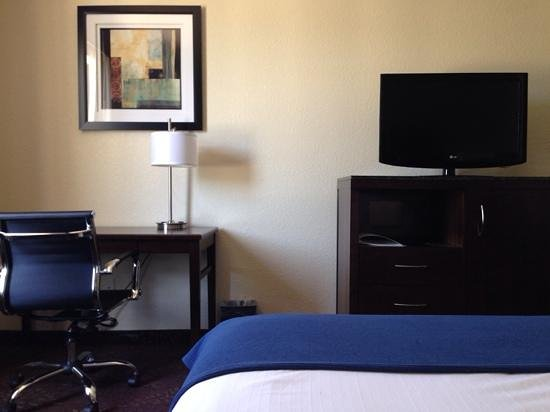 in a suite picture of holiday inn express cathedral city palm rh tripadvisor com au