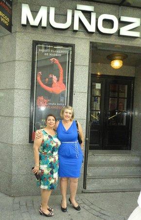 Teatro Munoz Seca: Teatro Muñoz Seca