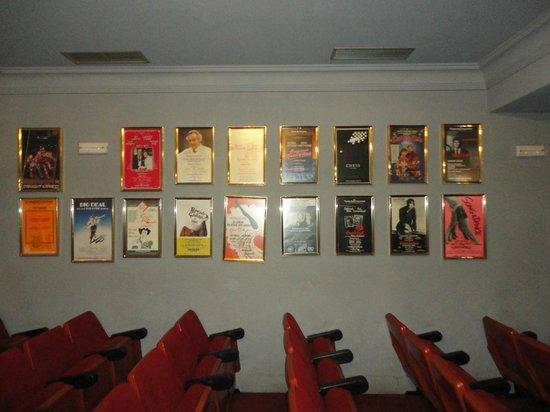 Teatro Munoz Seca: Teatro Muñoz Seca interno
