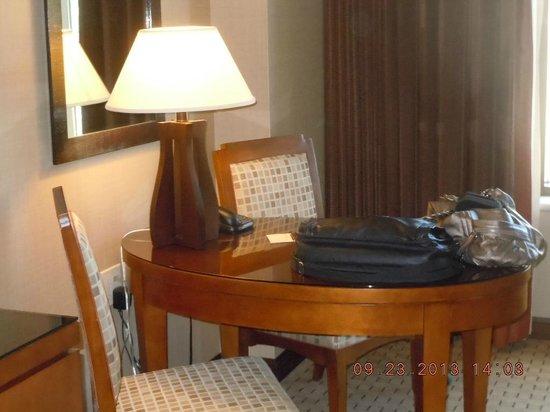 Ameristar Casino Resort Spa Black Hawk: Desk/Table
