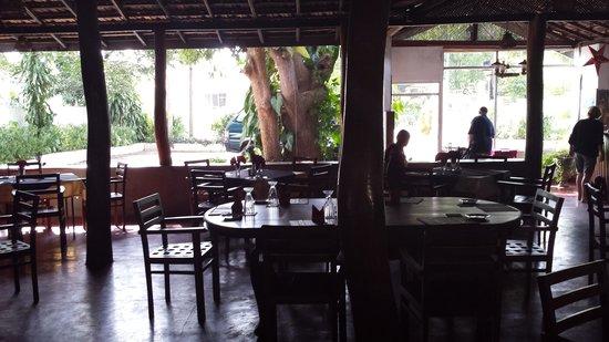 Habarana Inn: the restaurant