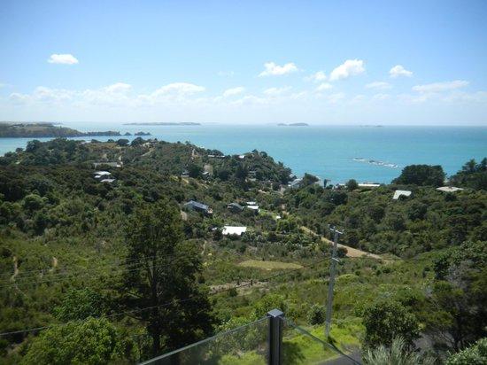 Enclosure Bay room view
