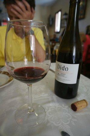 Galicia Mar : Здесь нас угостили этим вином.