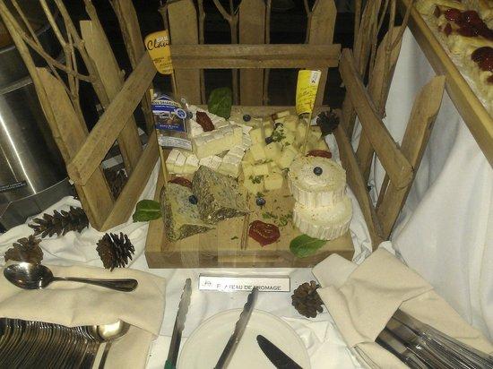 La Pourvoirie du Cap au Leste: fromage du quebec