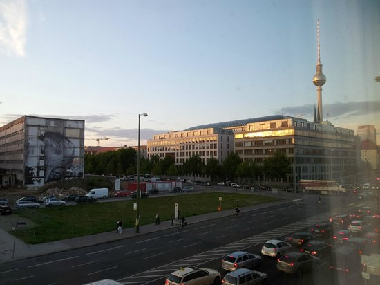 Novotel Berlin Mitte: View from room 203