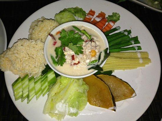 Waterside Resort Restaurant: crab dip