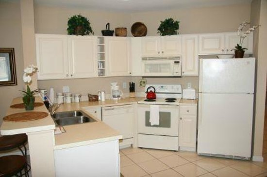 Perfect Drive Vacation Rentals: Fully equipped kitchens