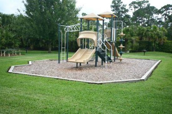 Perfect Drive Vacation Rentals: Children's play area