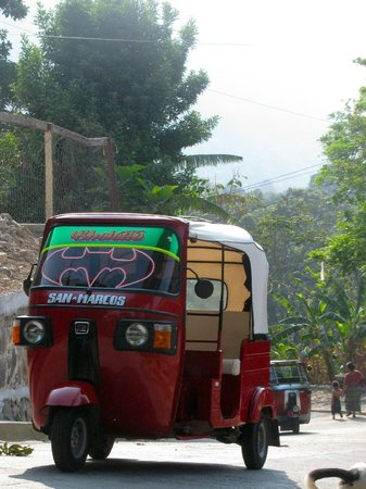 Lake Atitlan Day Tours: Tuk-tuk!
