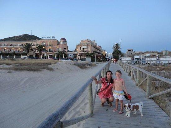 Hotel Avenida Playa: Carmen G