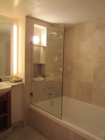 Camel's Garden Hotel & Condominiums: Shower
