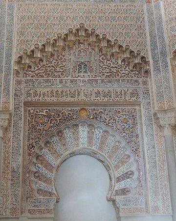 La Madraza: mihrab