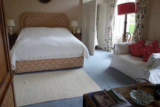 Ballyvolane House: Our Room