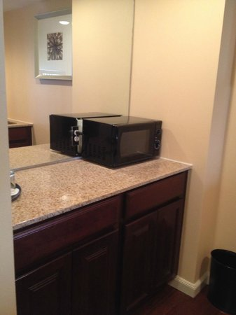 Palm Beach Gardens Marriott: Wet Bar