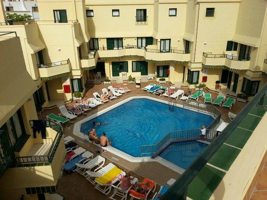 Barranco Apartments: pool
