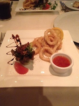 Sapori: the calamari