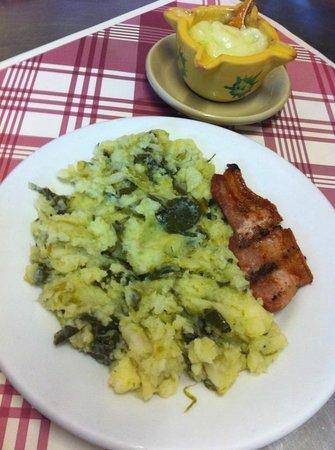 Menjars Can Pep: trinxat de col