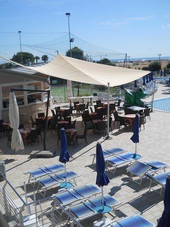 Hotel Lido Bibione Beach: Chiosco in piscina