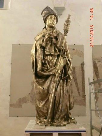 Museo dell'Opera di Santa Croce : San Ludovico da Tolosa di Donatello