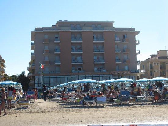 Hotel Globus : panorama