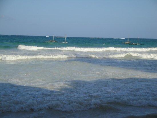 Baobab Beach Resort & Spa: super grande plage