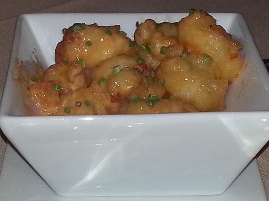 Isa's French Bistro: Bang Bang Cauliflower