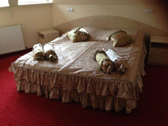 Hotel Zamkowy: room