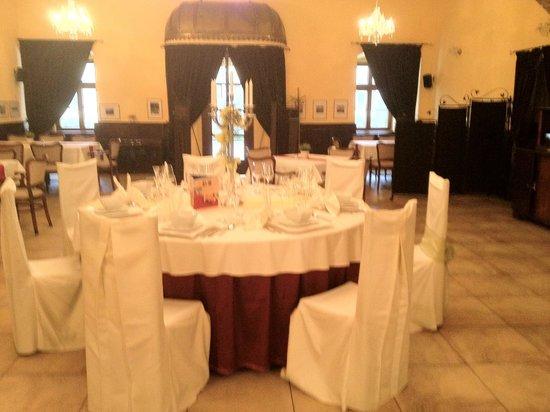 Hotel Zamkowy: restaurant