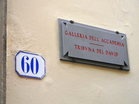 Accademia di Belle Arti: Fachada