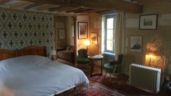 Les Douves d'Onzain: Second view of main room