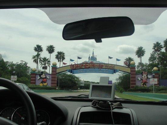 Walt Disney World Resort: Portal
