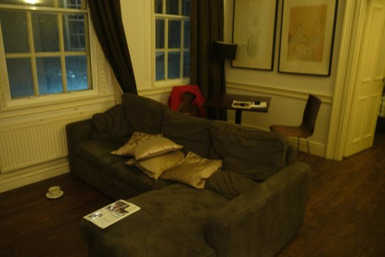 The Fort Boutique Hostel : Lounge