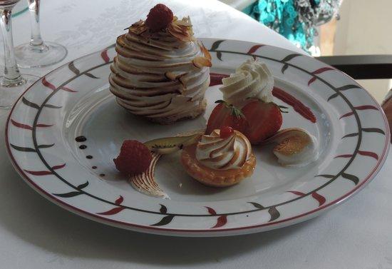 L'Orangerie : dessert