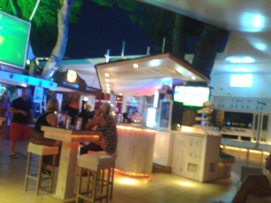 Bay Bar Cafe San Antonio Bay Bar Cafe Sant Antoni De