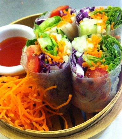 Planet Thailand Restaurant : Vietnamese Roll