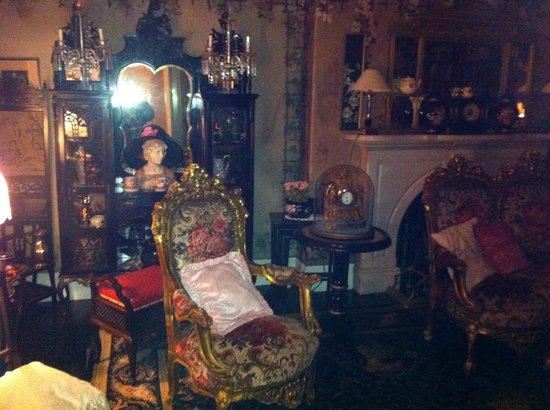 Charlemont House: lounge