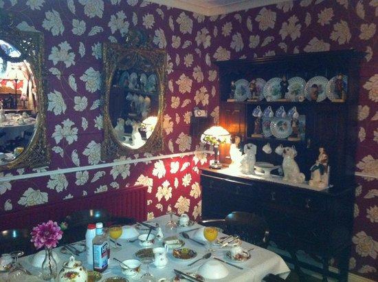 Charlemont House: breakfast room