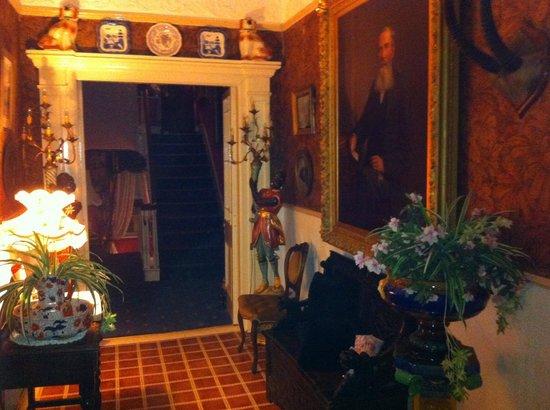 Charlemont House: hallway