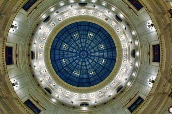 Centro Cultural Banco do Brasil: Rotunda CCBB Rio de Janeiro