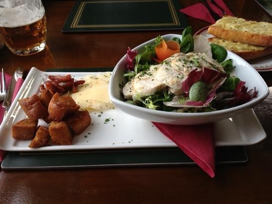 Anchor Inn: Great salad