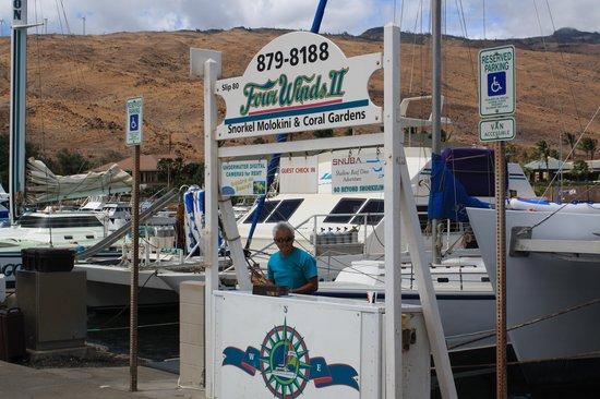 Fairmont Kea Lani, Maui: Teh Four Winds II Check In Area