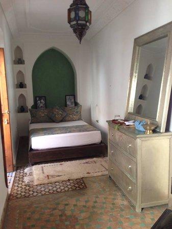 Riad Tahar : bella y relax decoracion