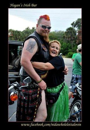 Hogan's Irish Bar: St. Paddys Day 2013